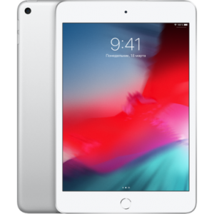 Планшет Apple iPad Mini 5 Wi-Fi 64GB Silver (MUQX2)