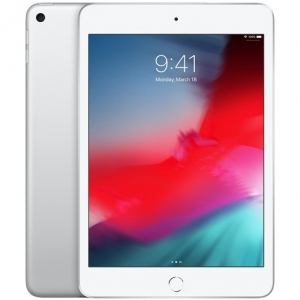 Планшет Apple iPad Mini 5 Wi-Fi + LTE 64GB Silver (MUX62)