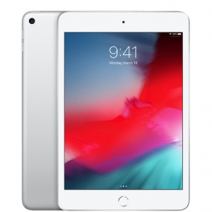 Планшет Apple iPad Mini 5 Wi-Fi + LTE 256GB Silver (MUXN2, MUXD2)