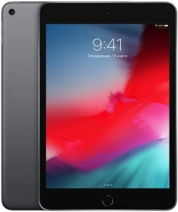 Планшет Apple iPad Mini 5 Wi-Fi + LTE 64GB Space Gray (MUXF2, MUX52)