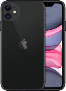Apple iPhone 11 64GB Black (MWLT2)