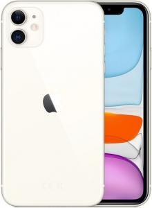 Apple iPhone 11 128GB White (MWLF2)