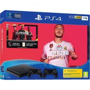 Игровая консоль Sony PlayStation 4 Slim 1TB + FIFA 20 + Dualshock4 V2