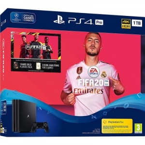 Игровая консоль Sony PlayStation 4 Pro 1TB + FIFA 20