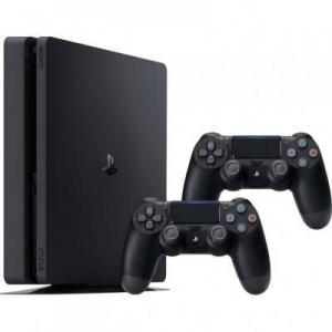 Игровая консоль Sony PlayStation 4 Slim 1TB + Dualshock4 V2