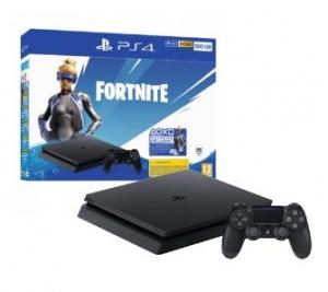 Игровая консоль Sony PlayStation 4 Slim 500GB Black + Fortnite