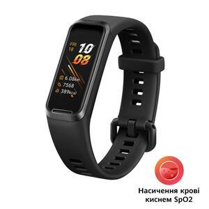 Фитнес браслет Huawei Band 4 Graphite Black