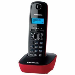 Телефон DECT PANASONIC KX-TG1611UAR