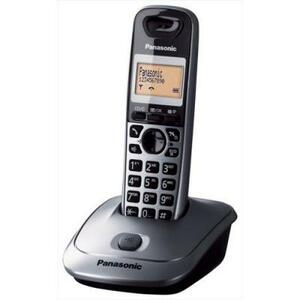 Телефон DECT PANASONIC KX-TG2511UAM