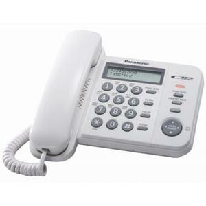 Телефон KX-TS2356UAW PANASONIC