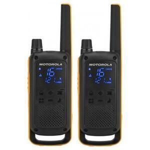 Портативная рация Motorola TALKABOUT T82 Extreme TWIN Yellow Black (5031753007171)