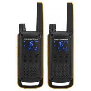 Портативная рация Motorola TALKABOUT T82 TWIN and CHRG Black (5031753007232)