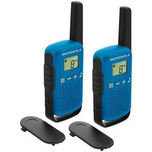Портативная рация Motorola TALKABOUT T42 Blue Twin Pack (B4P00811LDKMAW)
