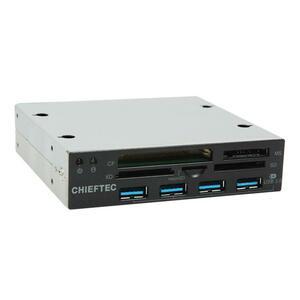 Считыватель флеш-карт CHIEFTEC CRD-801H