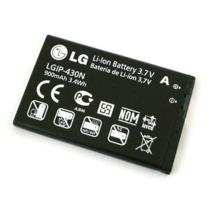 Аккумуляторная батарея LG for GW300 (LGIP-430N / 21464)