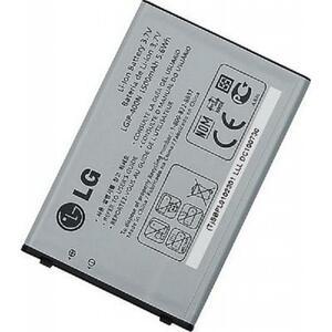 Аккумуляторная батарея LG for GW620/GX200/GX300/GX500/GT540 (LGIP-400N / 21465)