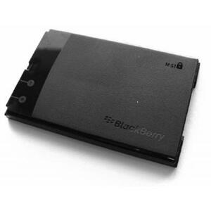 Аккумуляторная батарея PowerPlant Blackberry M-S1 (9000, 9700) (DV00DV6173)
