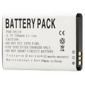 Аккумуляторная батарея PowerPlant Huawei HB5A2H (CS366, T550, C5730, EX300, U8110) (DV00DV6183)