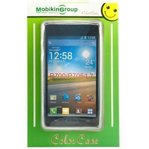 Чехол для моб. телефона Mobiking Samsung I8262 White/Silicon (24316)