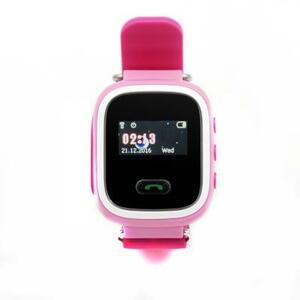 Смарт-часы GoGPS ME K11 Розовые (K11PK)
