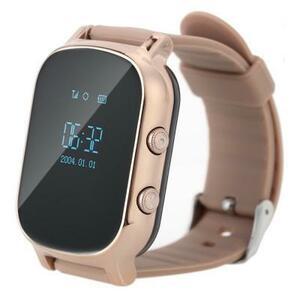 Смарт-часы GoGPS ME К20 золотой (K20GD)