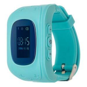 Смарт-часы Ergo с GPS трекером Ergo Kid`s K010 Blue (GPSK010B)