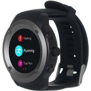 Смарт-часы Ergo Sport GPS HR Watch S010 Black (GPSS010B)