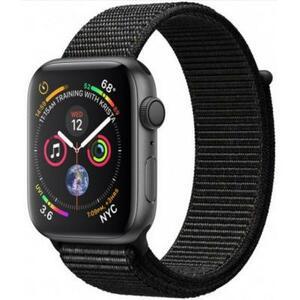 Смарт-часы Apple Watch Series 4 GPS, 40mm Space Grey Aluminium Case with Blac (MU672GK/A)