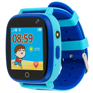 Смарт-часы AmiGo GO001 iP67 Blue