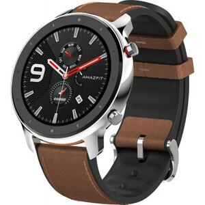 Смарт-часы Amazfit GTR 47 mm Stainless steel