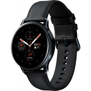 Смарт-часы Samsung SM-R820 Galaxy Watch Active 2 44mm Stainless Steel Black (SM-R820NSKASEK)