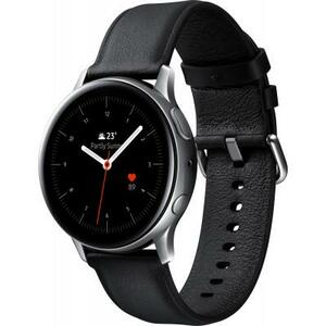 Смарт-часы Samsung SM-R820 Galaxy Watch Active 2 44mm Stainless Steel Silver (SM-R820NSSASEK)