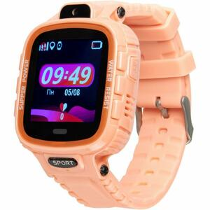 Смарт-часы Gelius Pro GP-PK001 (PRO KID) Pink Детские умные часы с GPS трекеро (Pro GP-PK001 (PRO KID) Pink)
