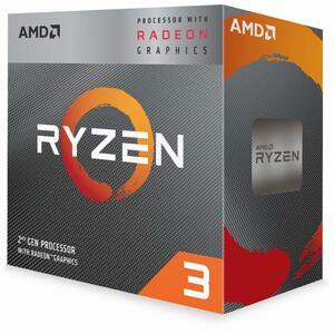 Процессор AMD Ryzen 3 3200G (YD3200C5FHBOX)