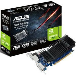 Видеокарта GeForce GT730 2048Mb ASUS (GT730-SL-2GD5-BRK)