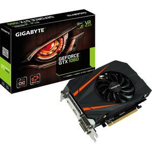 Видеокарта GIGABYTE GeForce GTX1060 6144Mb MINI ITX OC (GV-N1060IXOC-6GD)