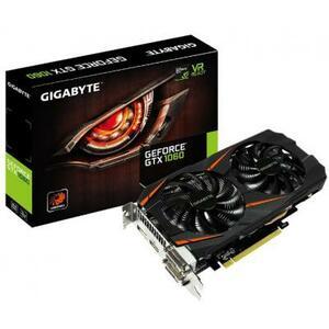 Видеокарта GIGABYTE GeForce GTX1060 3072Mb WF2 (GV-N1060WF2-3GD)