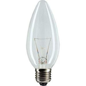 Лампочка PHILIPS E27 40W 230V B35 CL 1CT/10X10F Stan (8711500056696)