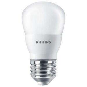 Лампочка PHILIPS Bulb E27 4-40W 3000K 230V P45 (APR) (8718696484906)