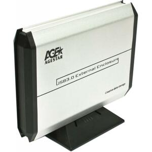 Карман внешний AgeStar 3UB 3A5 (Silver)