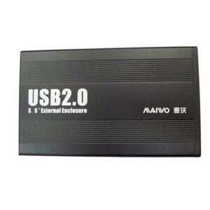Карман внешний Maiwo K3502-U2S black