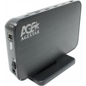 Карман внешний AgeStar 3UB3A8-6G (Black)