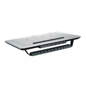 """Подставка для ноутбука CoolerMaster MNY-SMTS-20FY-R1 (MasterNotepal Pro 17"""" silver)"""