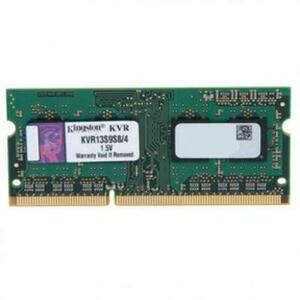 Модуль памяти для ноутбука SoDIMM DDR3 4GB 1333 MHz Kingston (KVR13S9S8/4)