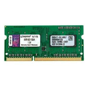 Модуль памяти для ноутбука SoDIMM DDR3 4GB 1600 MHz Kingston (KVR16S11S8/4)