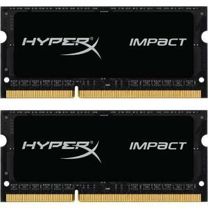 Модуль памяти для ноутбука SoDIMM DDR3L 8GB (2x4GB) 1600 MHz HyperX Impact Kingston (HX316LS9IBK2/8)