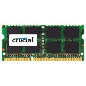 Модуль памяти для ноутбука SoDIMM DDR3L 8GB 1600 MHz MICRON (CT8G3S160BM)