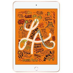 Планшет Apple iPad Mini 5 Wi-Fi + LTE 256GB Gold (MUXE2)