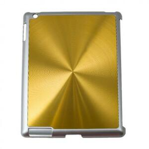 "Чехол для планшета Drobak 9.7"" Apple iPad3 Aluminium Panel Gold (210223)"