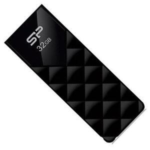 USB флеш накопитель Silicon Power 32Gb Ultima U03 Black (SP032GBUF2U03V1K)